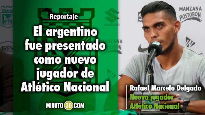 678 Rafael Marcelo Delgado su trayectoria y sus caracteristicas como jugador