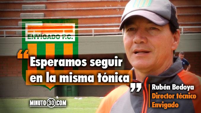 678 Ruben Bedoya analiza el positivo arranque de Envigado en la Liga