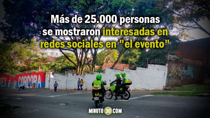 678 personas se mostraron interesadas en redes sociales