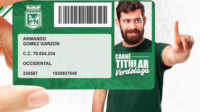 Enrolamiento hinchas Atletico Nacional 2