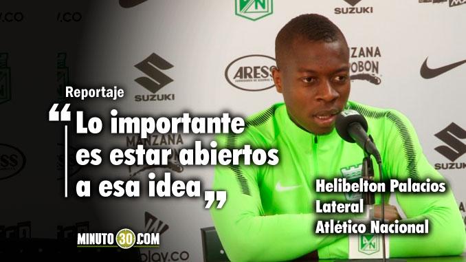 Helibelton reconoce que les ha costado adaptarse a la idea de Jorge Almiron