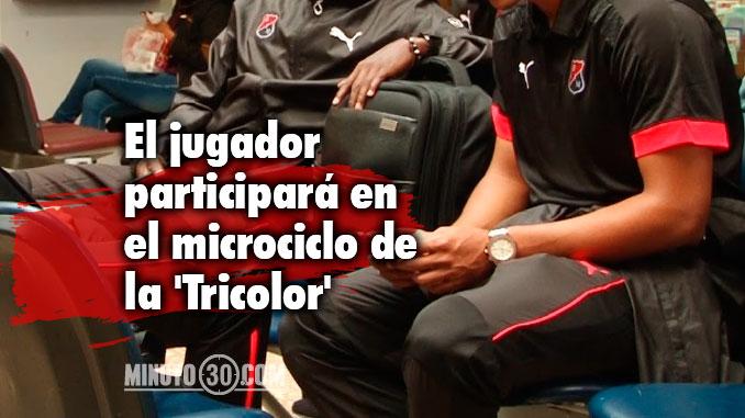 Independiente Medell%C3%ADn celebra llamado de su delantero a la Selecci%C3%B3n Colombia