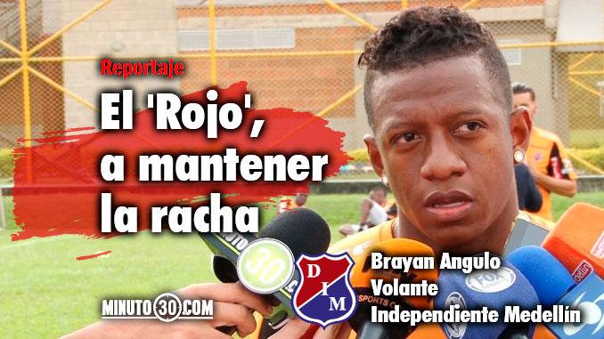 Independiente Medellin enfrentara a Cali con la moral a tope1