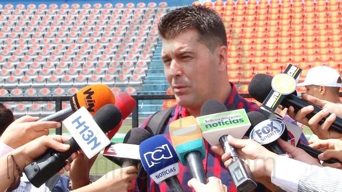 Ismael Rescalvo DT Independiente Medellin 1