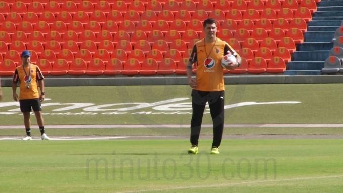 Ismael Rescalvo DT Independiente Medellin 5