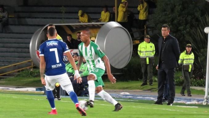 Nacional vs Millonarios Jorge Almiron