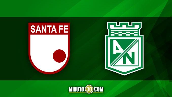 Santa Fe ya tiene acuerdo con jugador de Atl%C3%A9tico Nacional