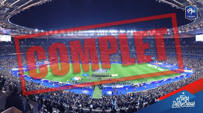 Completo estadio francia Copiar