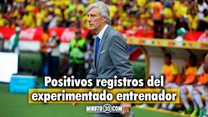 Con Pekerman al mando Colombia no ha perdido con selecciones de Europa