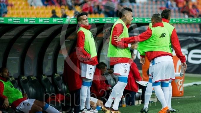 DIM independiente medellin contra junior Atanasio Girardot 36