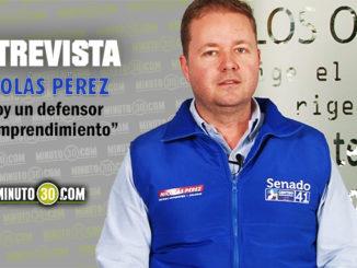 Entrevista Nicolas Perez Soy un defensor del emprendimiento 678
