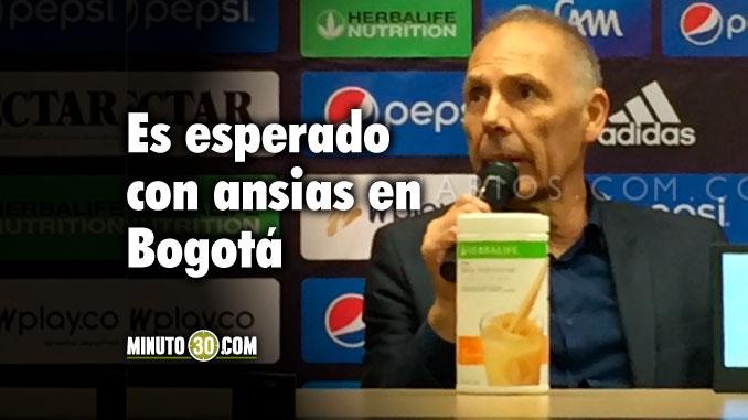Miguel Angel Russo recibe el alta medica en Argentina