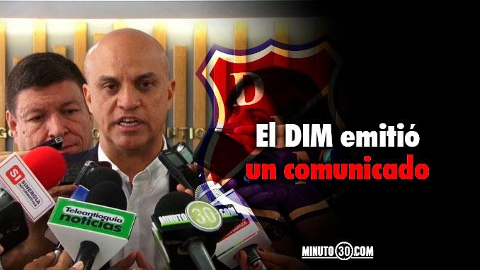 Paradi no acept%C3%B3 la presidencia de Independiente Medell%C3%ADn