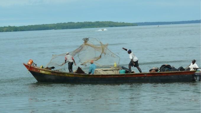 Pescadores Colombia