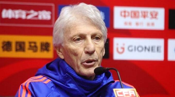 jose pekerman entrenador de colombia