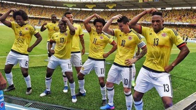 Selección Colombia/ Tomada de Instagram: @cuadrado