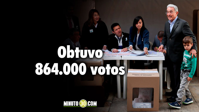 uribe votos