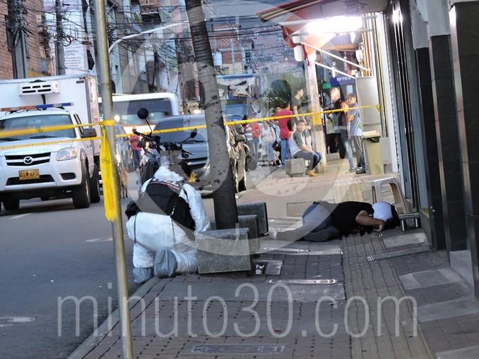 Asesinato alias papo21
