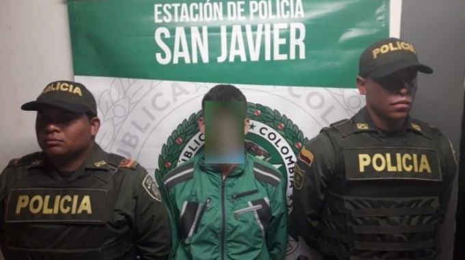 Capturado San Javier homicidio