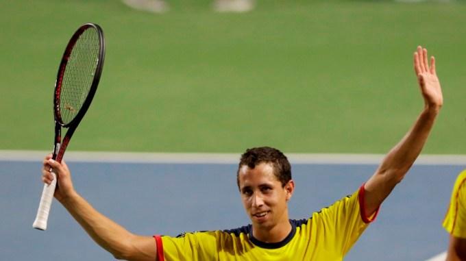 Daniel Gal%C3%A1n Tenis Colombia