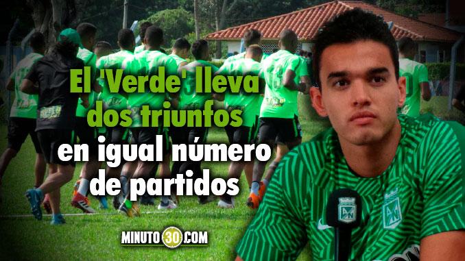 Es favorito Nacional para ganar la Copa Libertadores Aguilar responde