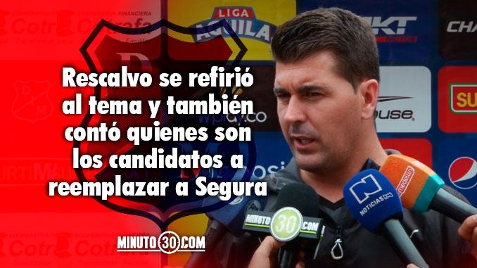 Jugador de Medellin debio abandonar la practica del jueves por motivos de salud