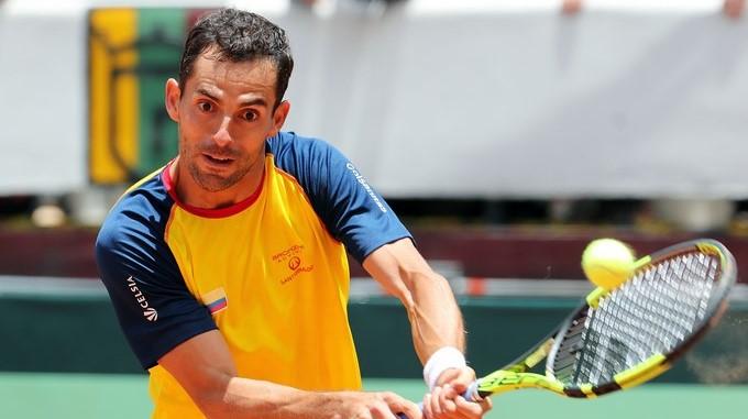 Santiago Giraldo tenista
