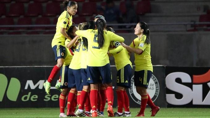 Seleccion colombia femenina1