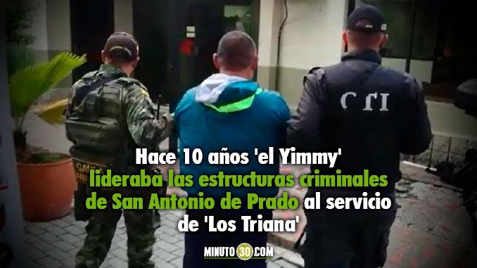A prisión alias 'el Yimmy', presunto cabecilla de 'Los Triana'
