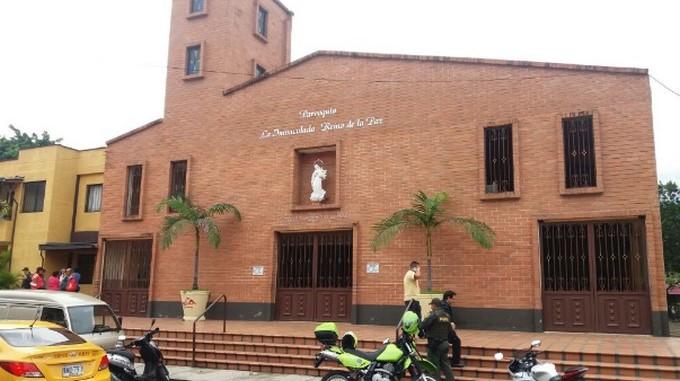 iglesia La Inmaculada Reina de la Paz