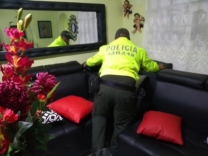 Así operaba 'La 24', la banda desmantelada en Barrio Antioquia