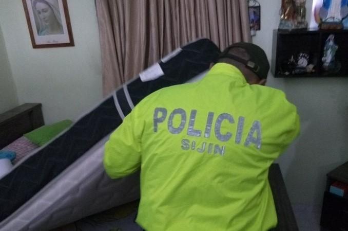 Importante operativo en Barrio Antioquia permitió desmantelar la banda 'La 24'