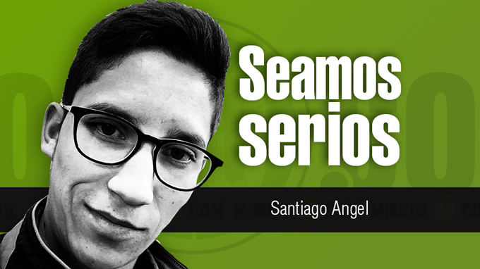 santiago angel