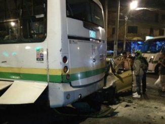 taxi fatal