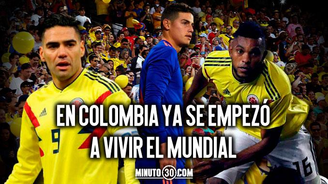 Selecci%C3%B3n Colombia tiene agenda definida de cara al Mundial de Rusia