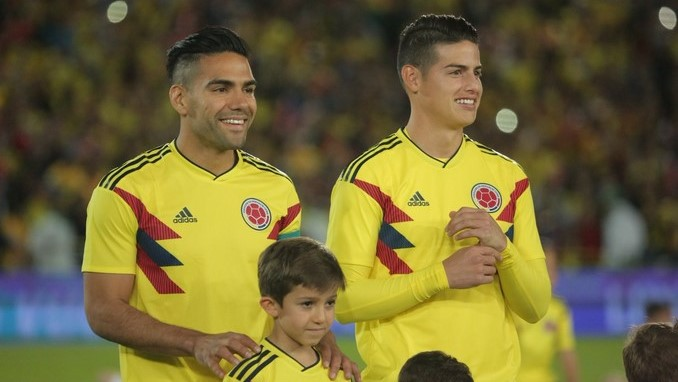 Seleccion Colombia 2