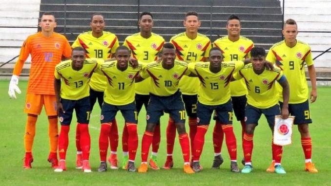 Seleccion Colombia Sub 20