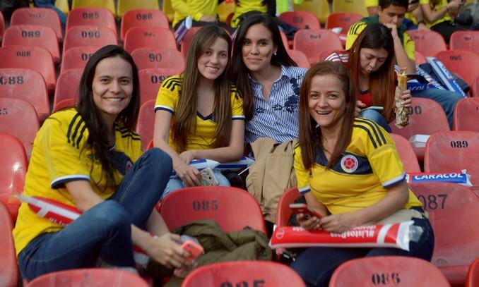 Seleccion Colombia despedida 2