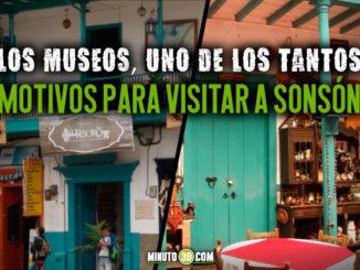Sonson cuenta con el primer hotel museo certificado del pais