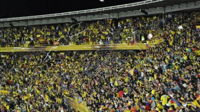 En Bogotá ya todo está listo para despedir a la Selección Colombia