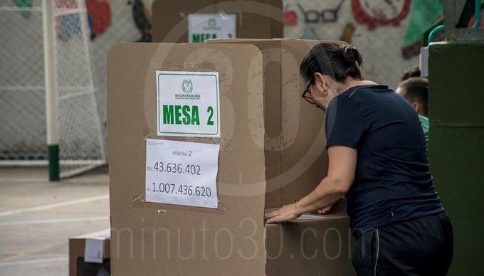 elecciones votaciones presincenciales 22