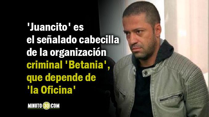 Ya enviaron a prisión a alias 'Juancito', implicado en acciones terroristas en la Comuna 13