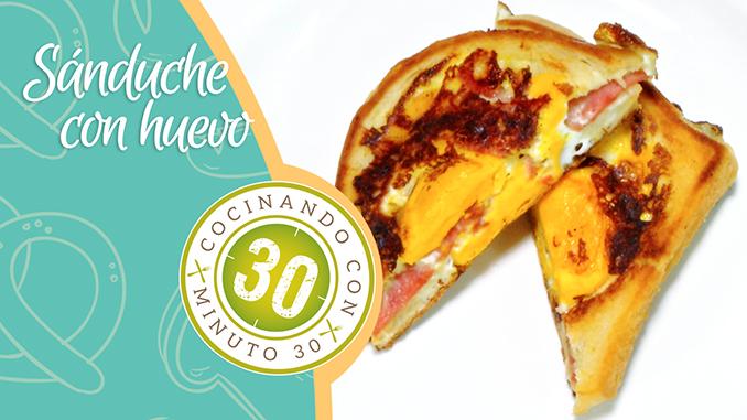 678 portada Sanduche con huevo
