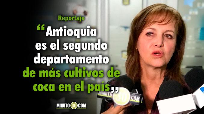 Antioquia Libre de Coca principal herramienta contra el uso indebido y el trafico il%C3%ADcito de drogas