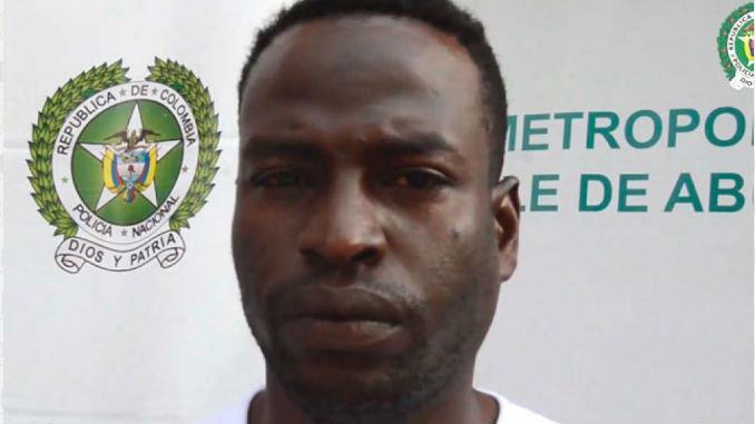 """Carlos Andrés Mosquera Moreno, alias """"Batei"""""""
