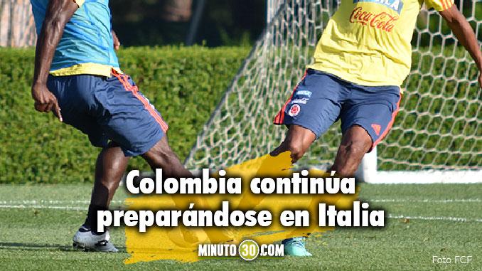 Dos jugadores se sumaron a los trabajos de campo de la Seleccion Colombia