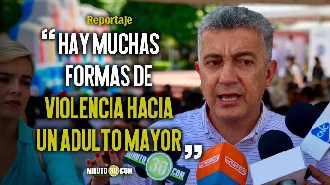 En Medellin tambien se conmemoro el d%C3%ADa internacional de la no violencia hacia las personas mayores