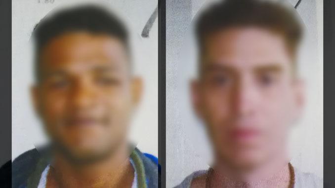 A prisión los dos presuntos responsables de hurtar a los pasajeros de un bus