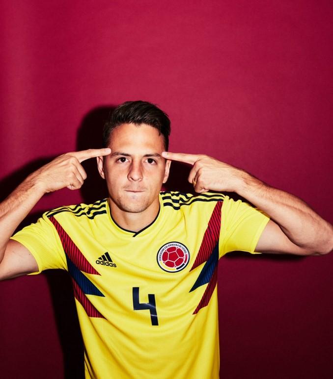 Jugadores Seleccion Colombia 2