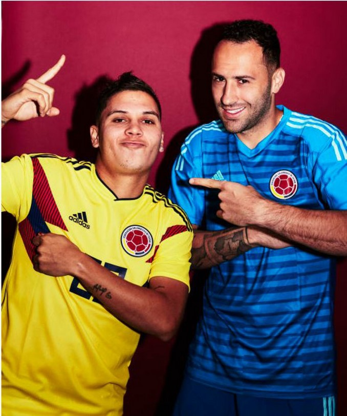 Jugadores Seleccion Colombia 5